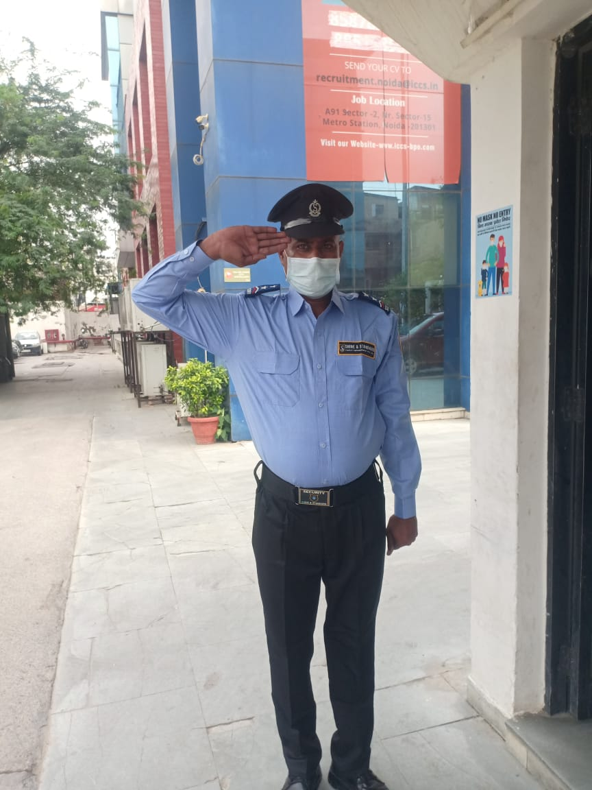 Security Guard Agency Services in Noida Shine Standard
