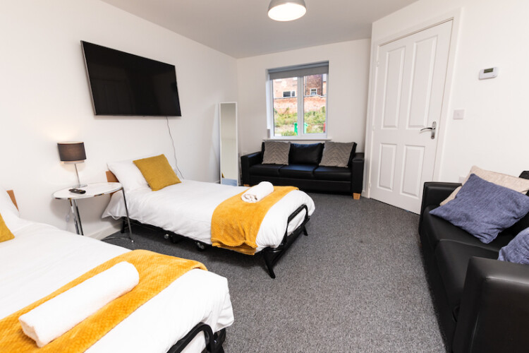 Serviced Apartments in Rotherham Serviced Accommodation in Rotherham Buil...