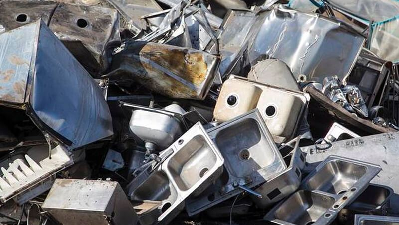 Smooth Pickup for Metals Scrap at Melbourne