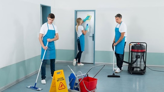 Sparkling Delight Cleaning Services, LLC