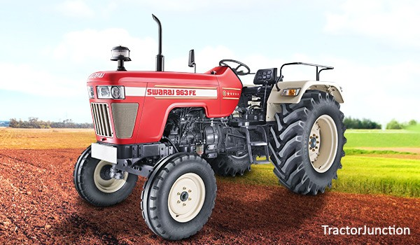 Swaraj 963 FE available with Innovative Features and advanced technologies ...