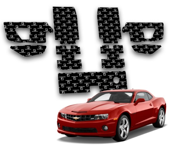 Template Kit for Chevy Camaro