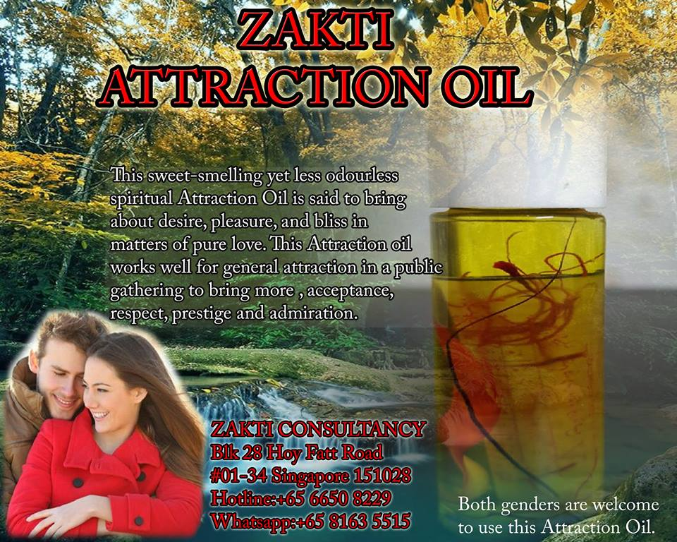 The Powerful Fragrance of Attraction Oil