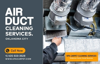 Top Air Duct Cleaning Services Oklahoma city