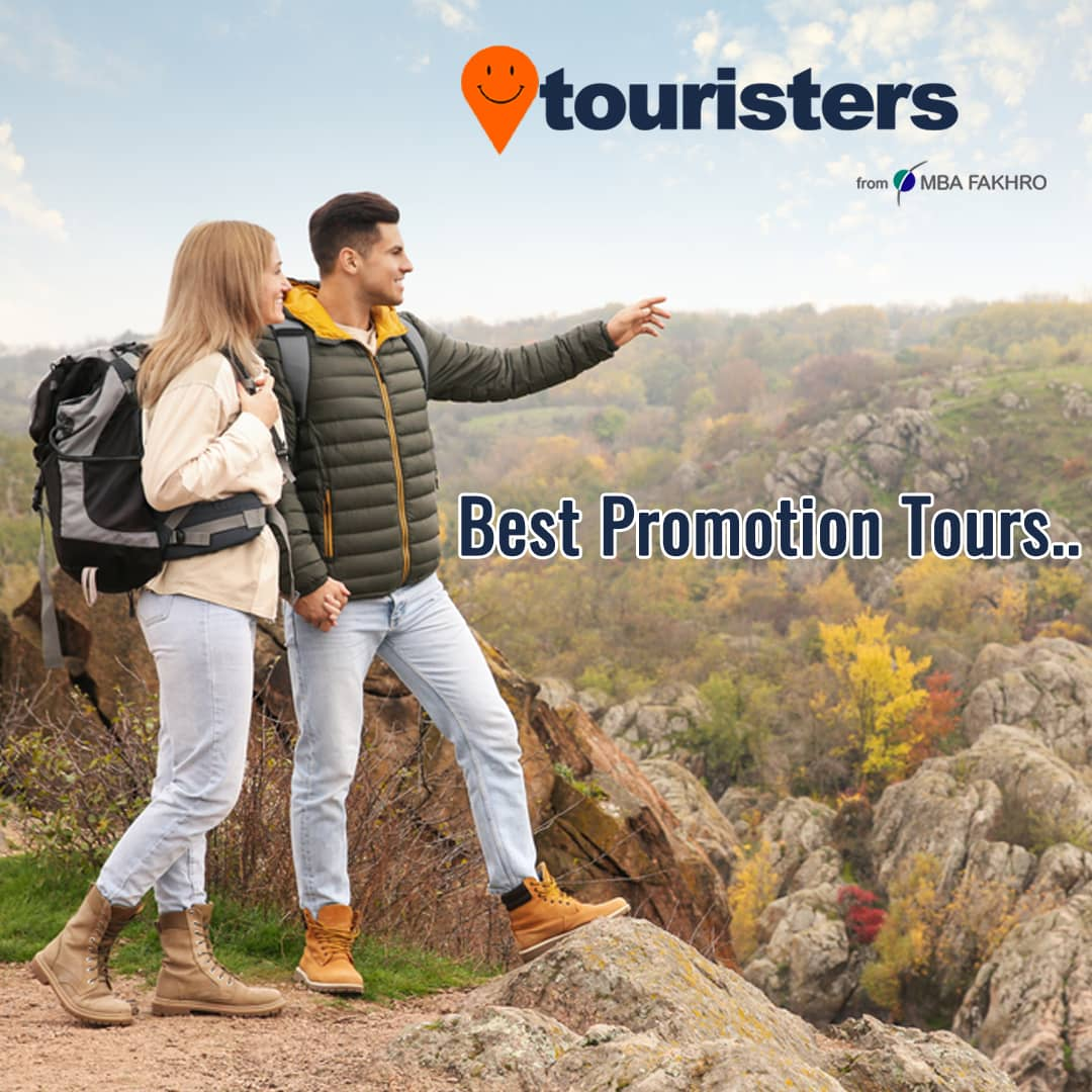 Touristers believes that traveling with adventures and challenges makes peo...