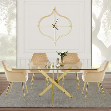Visit Vanity Living For TopQuality Dining Tables