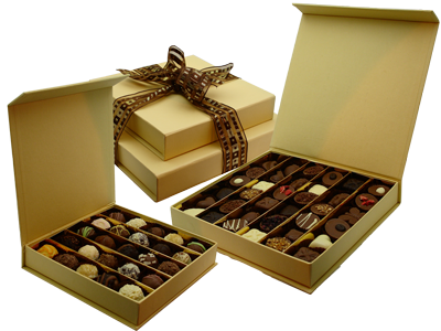 Wabs Print Packaging offering cheap chocolate boxes in the UK