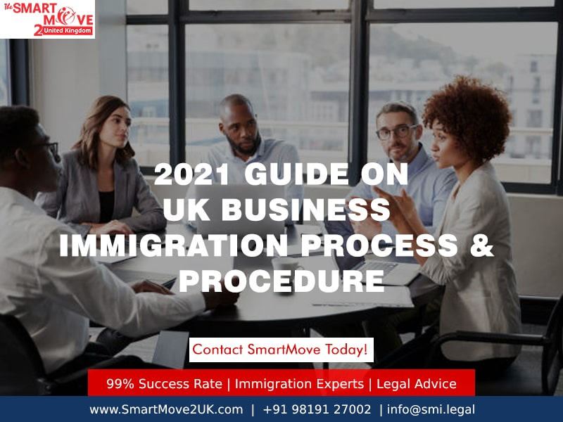 2021 Guide on UK Business Immigration Process and Procedure