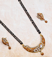 Beautiful Long Mangalsutra Design Online at Lowest Price