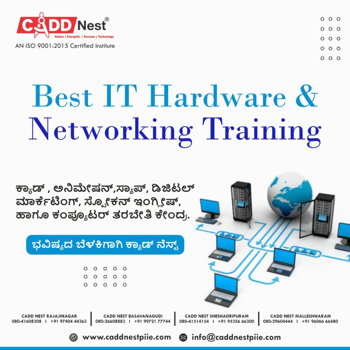 BEST IT HARDWARE AND NETWORK TRAINING IN BANGALORE