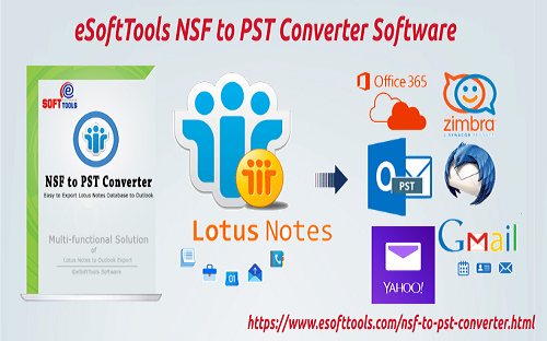 Best NSF to PST Converter Software
