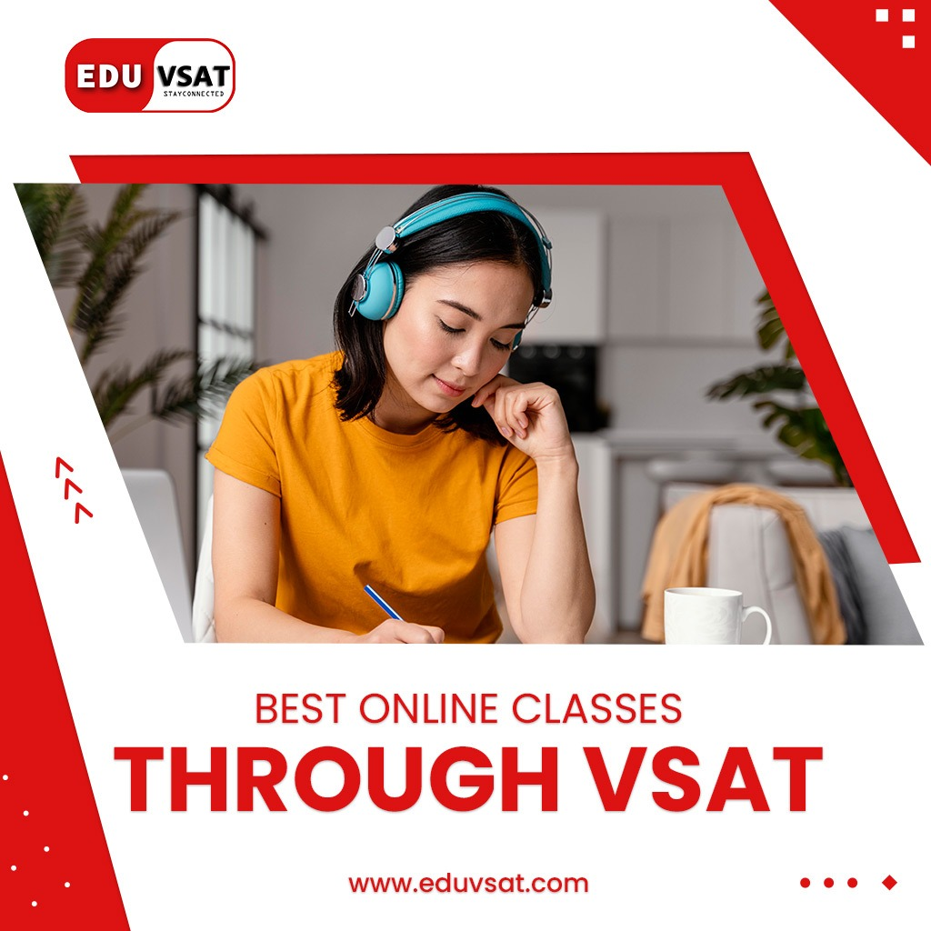 Best Online Live Streaming Lectures with Eduvsat