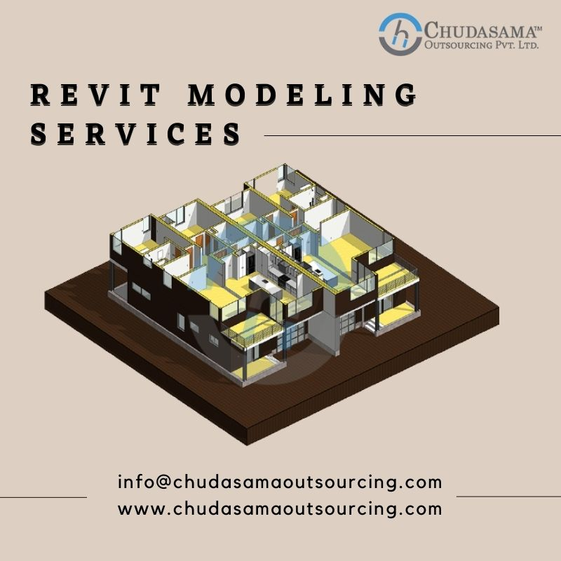 Best Revit Modeling Services USA Chudasama Outsourcing