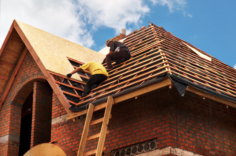Best Roofers in Downey