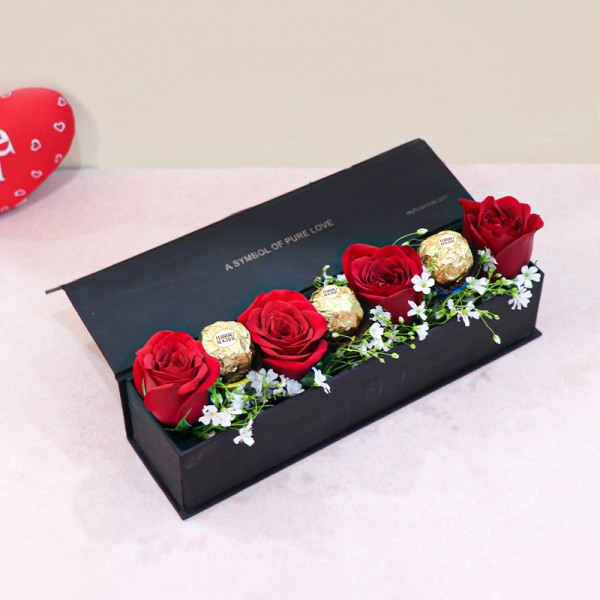 Book Online Chocolates Delivery at free shipping from MyFlowerTree