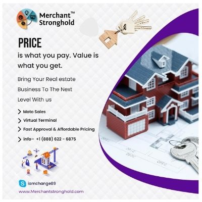 Bring Your Real Estate Business to The Next Level with Merchant Stronghold