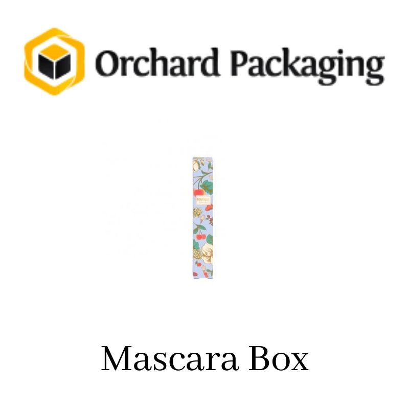 Buy Custom Mascara Boxes at Wholesale Rate with Free Shipping