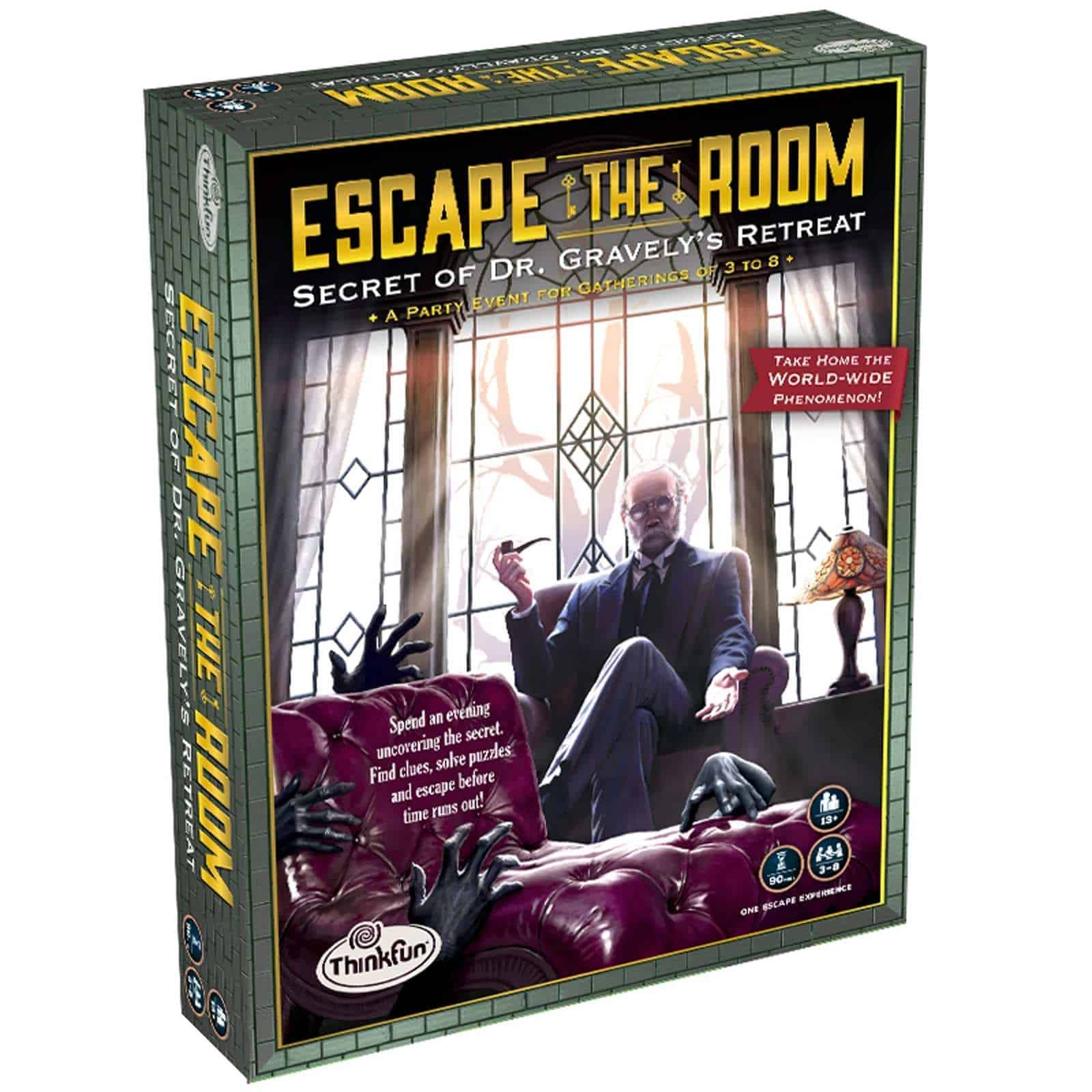 Buy Fun Escape Rooms Board Games for Online Puzzle Solvers