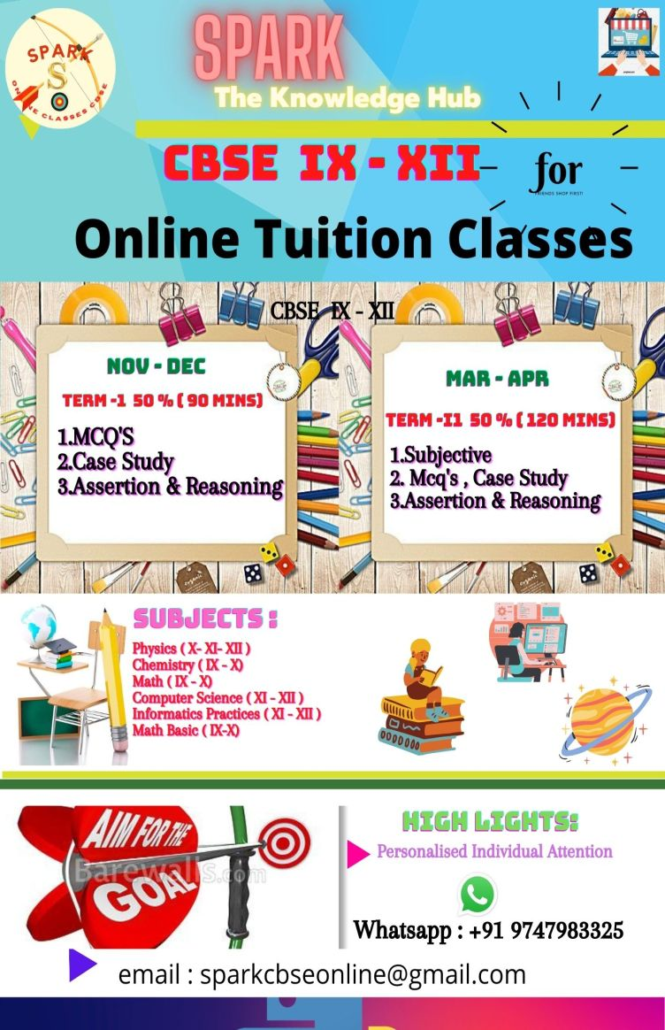 CBSE ONLINE TUITION CLASSES
