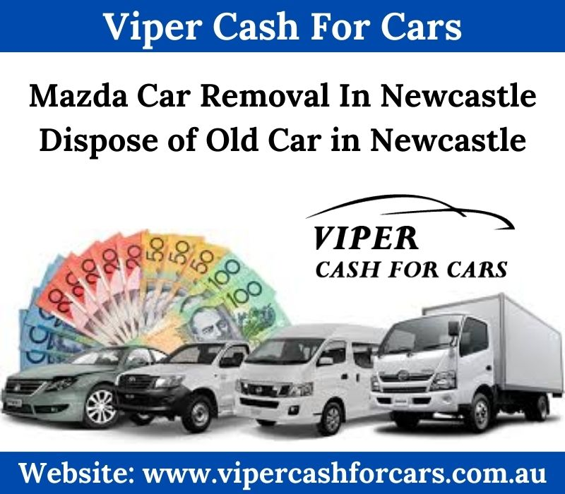Dispose of Old Car in Newcastle