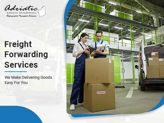 Expert Freight Forwarding in Perth