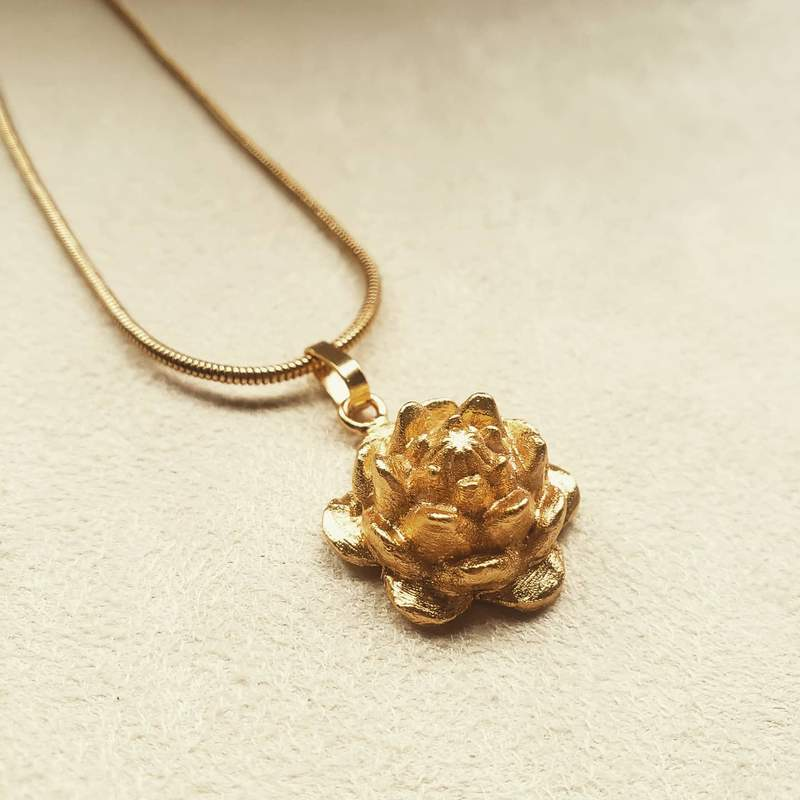 Explore Lotus Flower Infrequently found