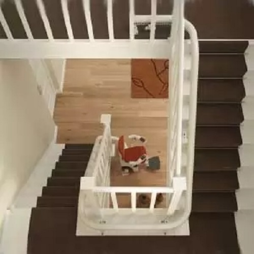 For Bespoke Curved Stairlift Installation Contact Us
