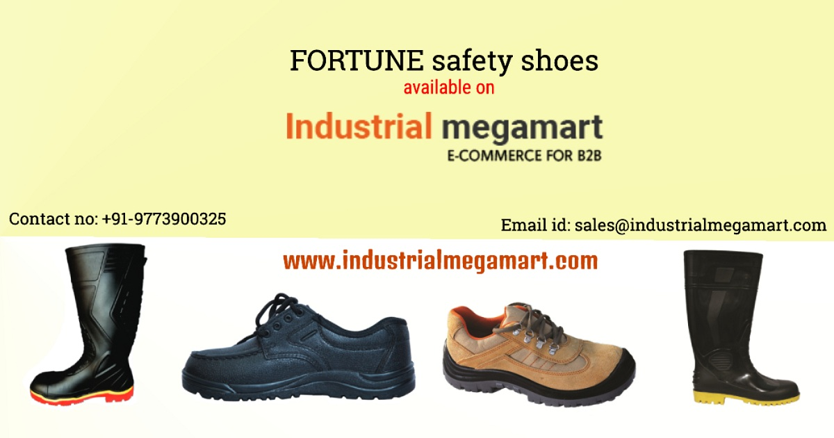 Fortune Safety Shoes Workwear 919773900325