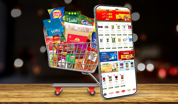 Get 10 Off in Online Grocery Store Fnbbasket