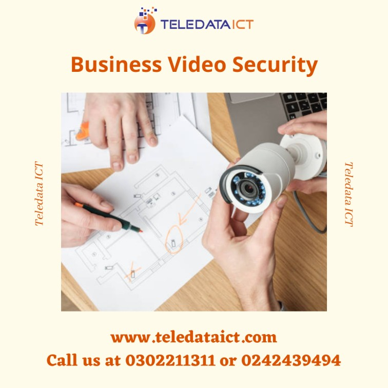 Get Business Video Security