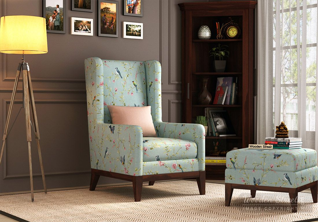 Get every size of lounge chair online at Wooden Street