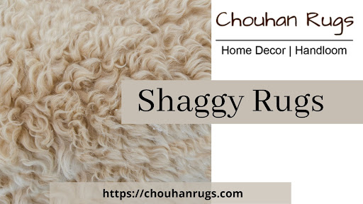 Get the Amazing Shaggy Rugs by Chouhan Rugs