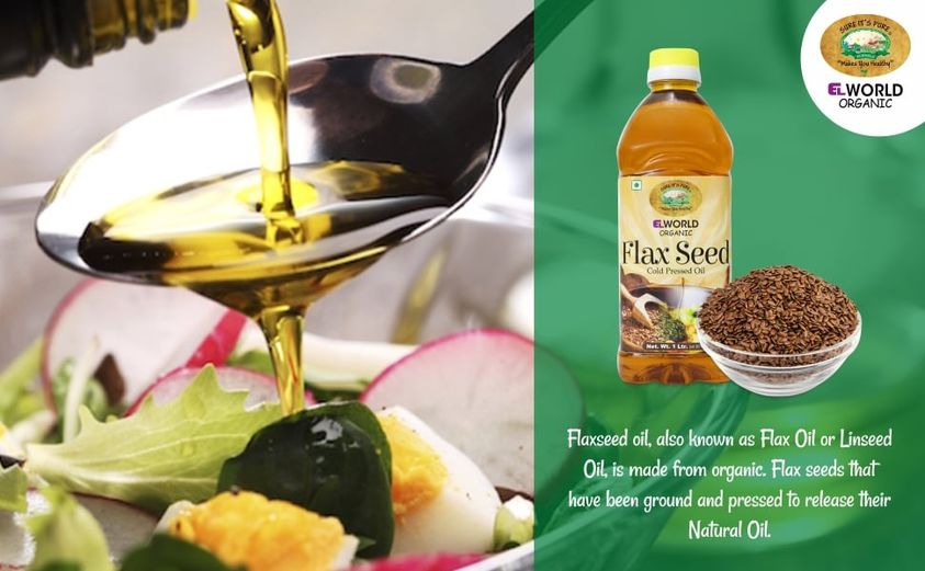 Get the best deals on Organic Flaxseeds at Elworld Organic