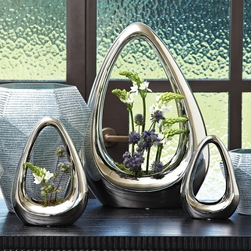 Global Views Carry About VaseSilver Small Home Fragrances At Grayson Livin...