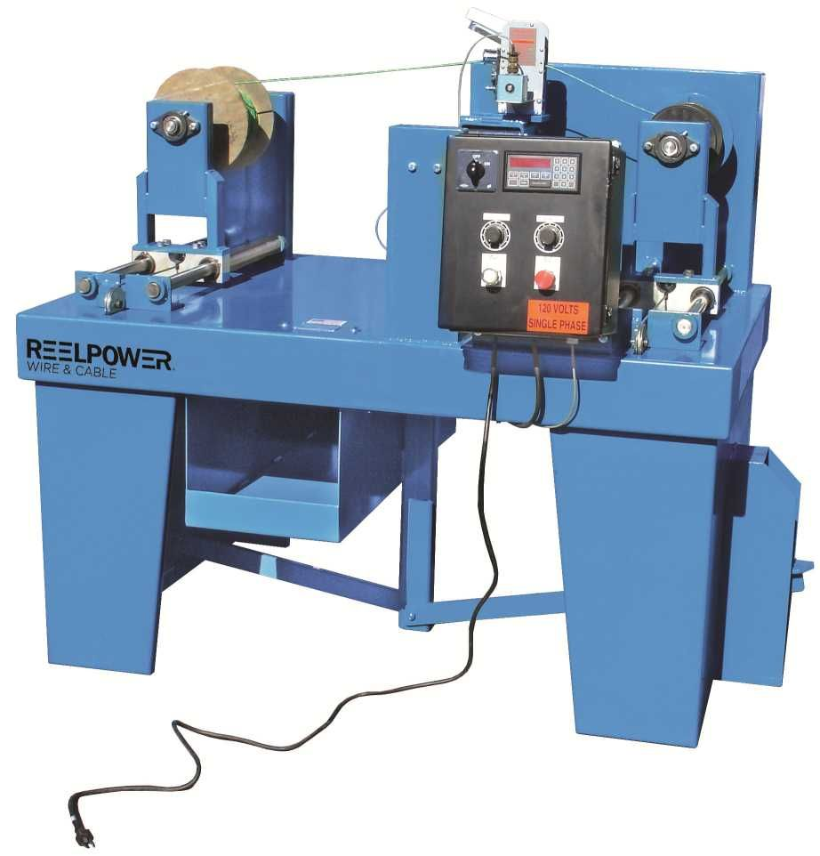 High Speed Coiling and Spooling Machines
