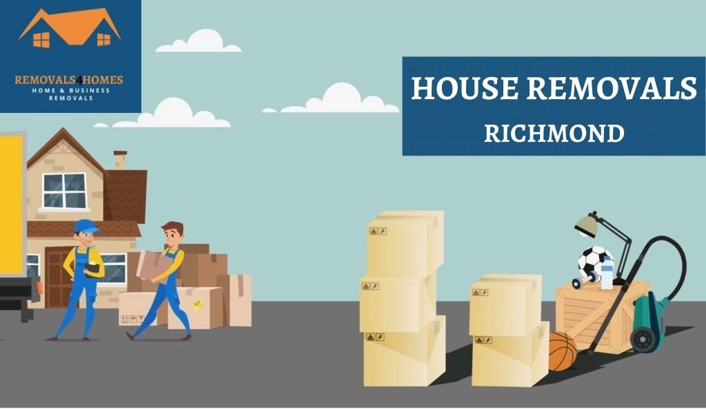 House Removals in Richmond