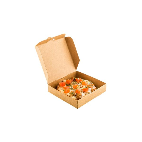 Impacts of pizza boxes on sale