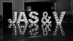 Large Marquee Letters