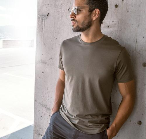 Looking for a Curved Hem tshirt? Perk Clothing is the Right Place for You