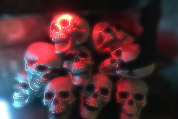Looking For Scary Escape Games? Book Now
