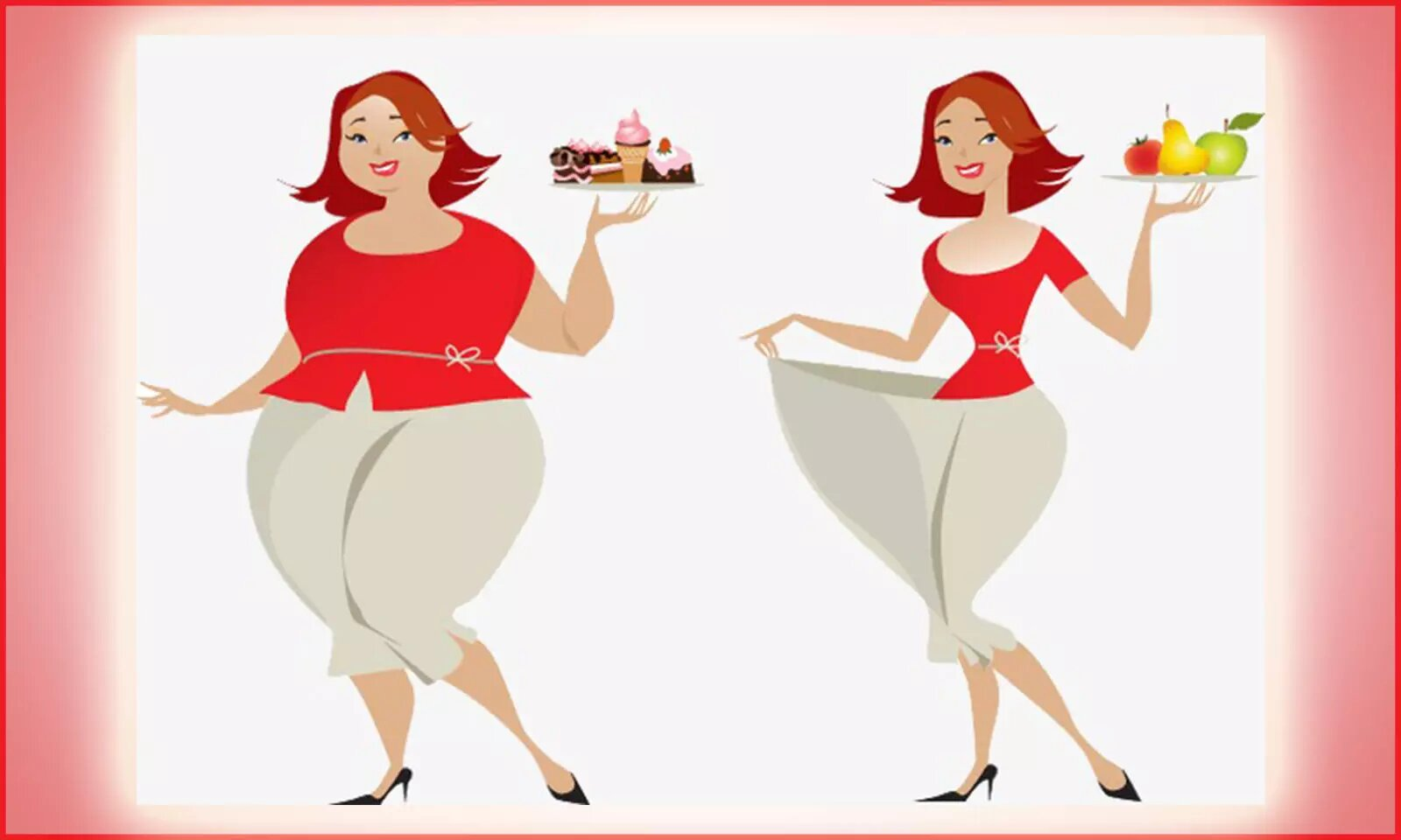 Lose Weight fast and safe without Exercise