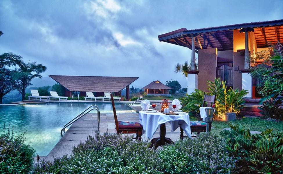 Luxury Hotels and Resorts in Coorg Amanvana Spa