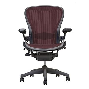 Make Your Office Comfortable With Herman Miller Aeron Office Chair