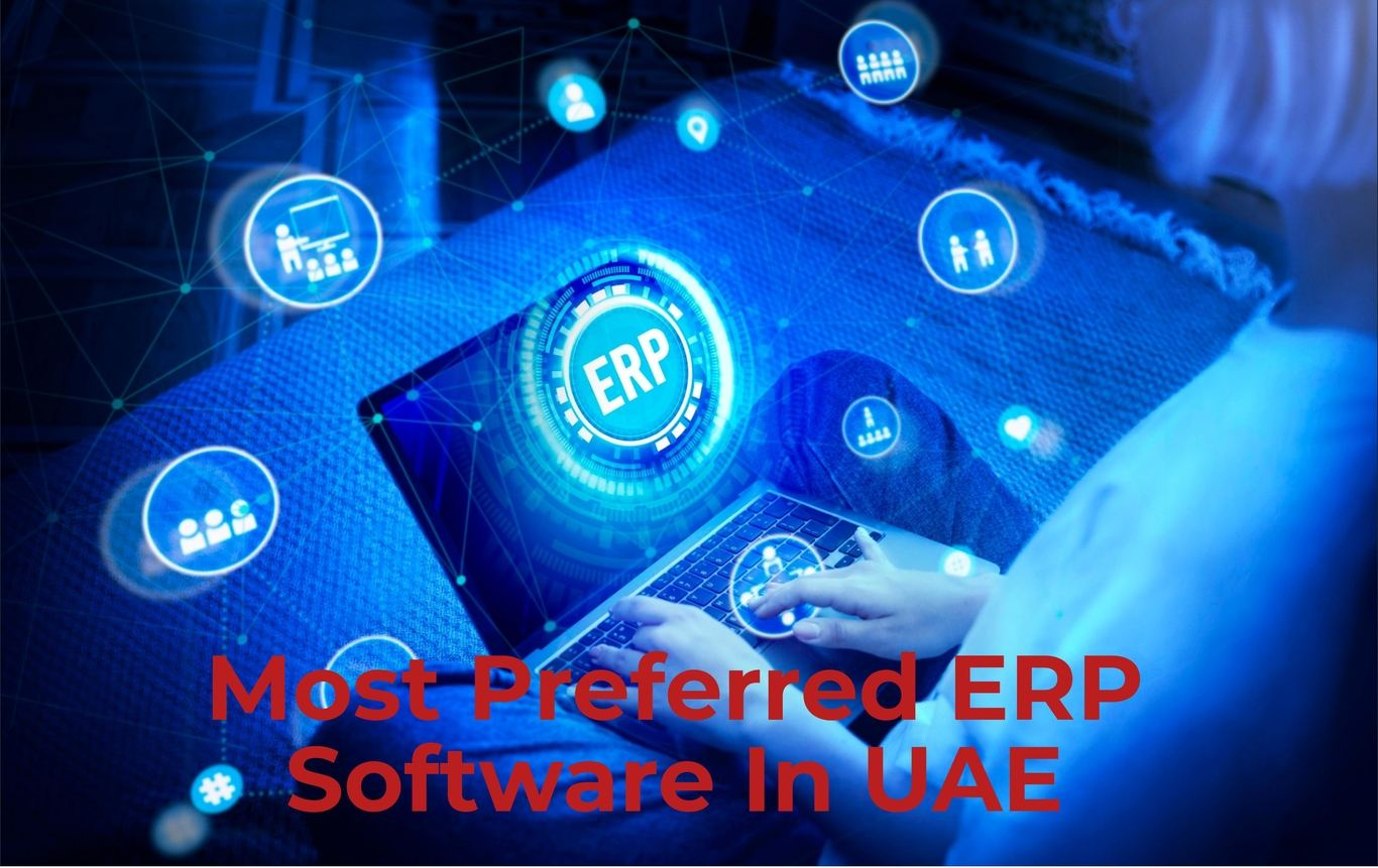 Most Advanced Best ERP Software in UAE