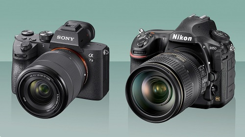 Now simple talk read blog What is a mirrorless camera?
