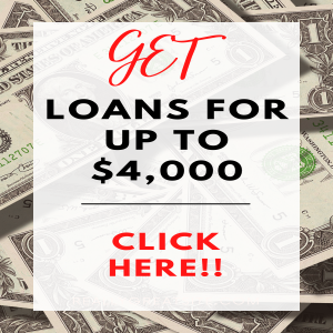 Personal loans up to 4,000.!