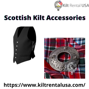 Purchase Scottish Kilt Accessories at Affordable Price