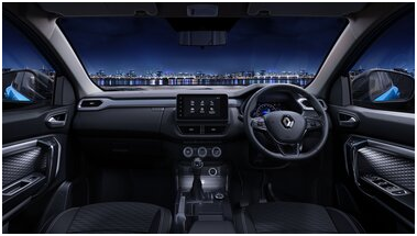 Renault Kiger features Suave, spacious, and innovative
