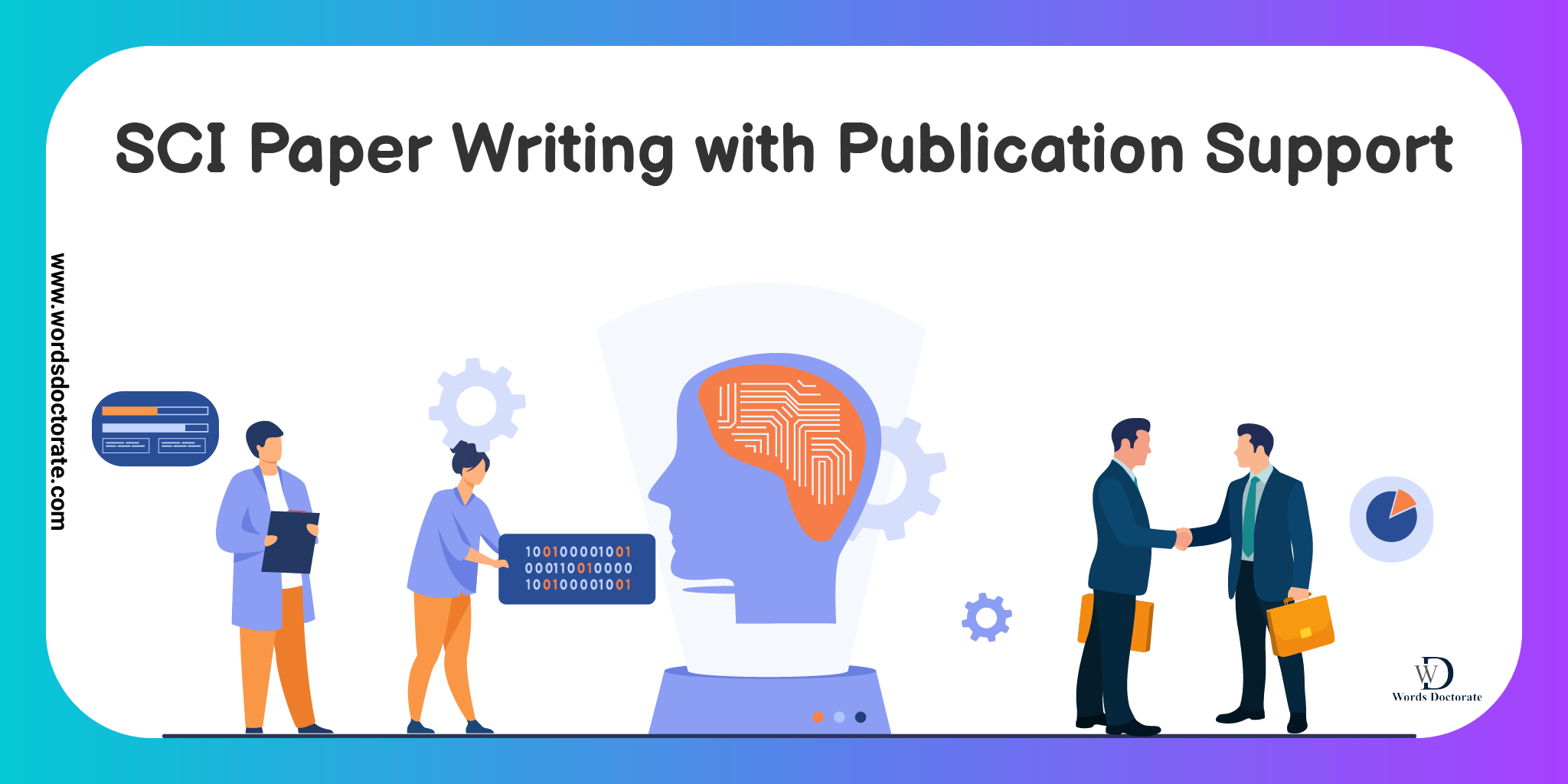 SCI, SSCI, ESCI Paper Writing Publication Support Words Doctorate