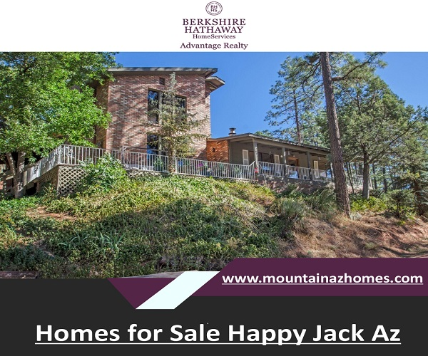 Search Mountain Homes for Sale in Happy Jack